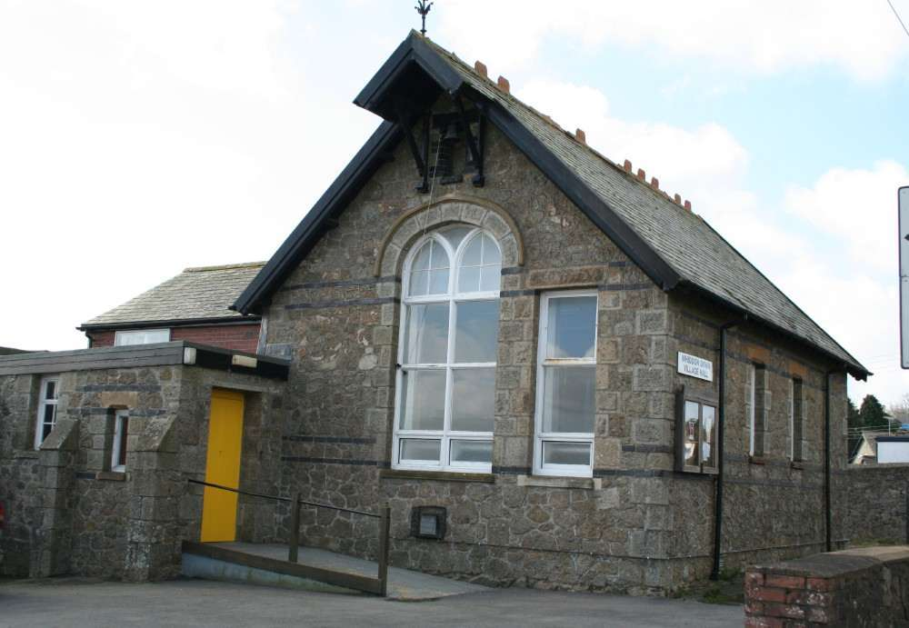The Village Hall at Whiddon Down